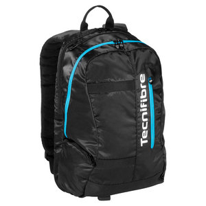 Team Lite Tennis Backpack Black and Blue