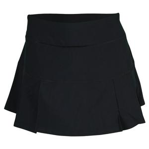 Women`s Core Box Pleated Woven Tennis Skirt