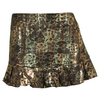 LOTTO Women`s LUX Tennis Skort Metallic Lace Print