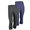 PRINCE Women`s Space Dyed Tennis Capri