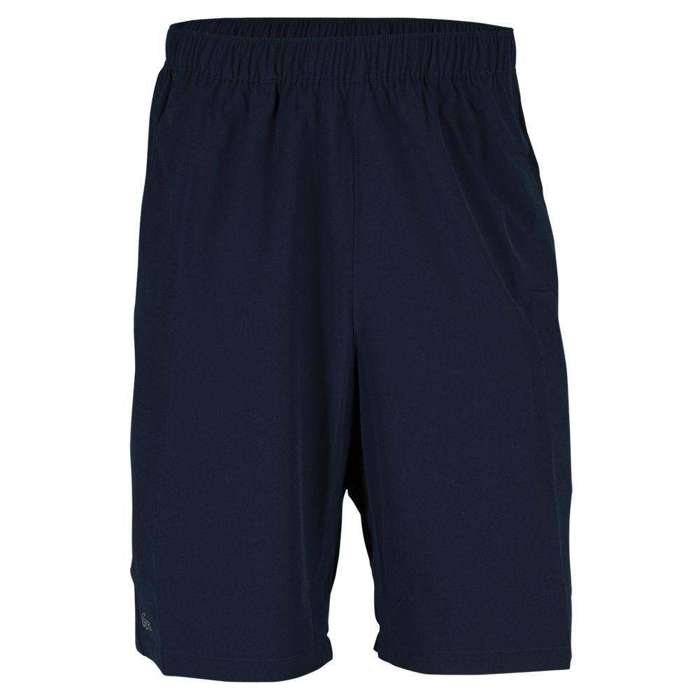 Men's Performance Stretch Taffeta Short Navy Blue