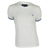 FRED PERRY Women`s Pique Tennis Tee Snow White