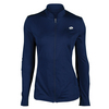 LOTTO Women`s Victoria Tennis Jacket Blue Cosmo