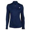 LOTTO Women`s Victoria Tennis Jacket Blue Cosmo