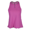DENISE CRONWALL Women`s Racerback Tennis Top Lilac