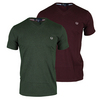 FRED PERRY Men`s V-Neck Tennis Tee