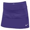 NIKE Women`s Team Court Tennis Skort Purple