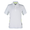 FILA Boys` Pro Tennis Polo White