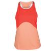 TAIL Women`s Dennya Racerback Tennis Tank Cooling Sherbet