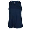 TAIL Women`s Veronique Tennis Tank Navy Blue