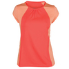 TAIL Women`s Irina Tennis Top Blinding Sunset