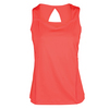 TAIL Women`s Everly V-Neck Tennis Tank Blinding Sunset