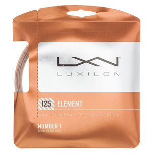 Element Tennis String Bronze