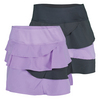 BOLLE Women`s Lavender Fields 14 Inch Tennis Skort