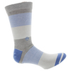 TRAVISMATHEW Men`s Creech Tennis Socks White