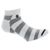TRAVISMATHEW Men`s Duncan Lowrider Tennis Socks White