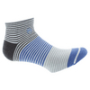 TRAVISMATHEW Men`s This Guy Lowrider Tennis Socks White