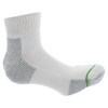 Men`s Classic Quarter Tennis Socks White by PRINCE