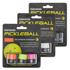 Supreme Pickleball Overgrip 3 Pack