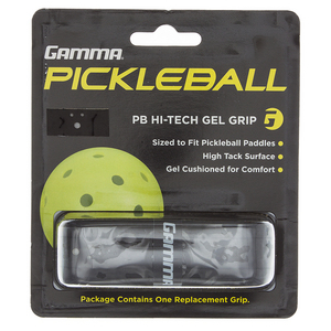 Hi-Tech Gel Pickleball Grip Black
