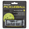 Hi-Tech Pickleball Grip Black by GAMMA
