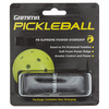 GAMMA Supreme Power Pickleball Overgrip Black