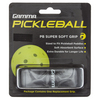 GAMMA Super Soft Pickleball Grip Black