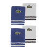 LACOSTE Men`s Jersey Wristbands