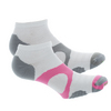 Women`s Protect Quarter Tennis Socks by PRINCE