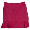 LIJA Women`s Pleated Tennis Skort Crimson
