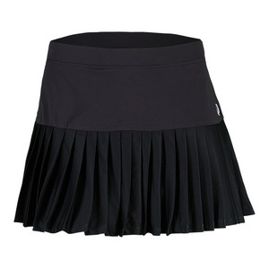 Women`s Pleated Tennis Ball Skort Navy