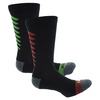 Men`s Performance Arrow Crew Tennis Socks by PRINCE