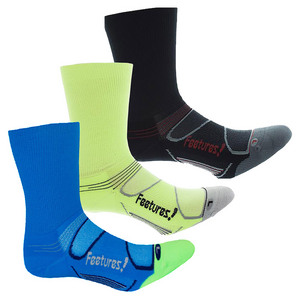 Elite Light Cushion Mini Crew Socks