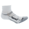Elite Light Cushion Quarter Socks 8_WHITE/BLACK