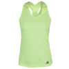 ADIDAS Women`s Response Tennis Tank Frozen Yellow