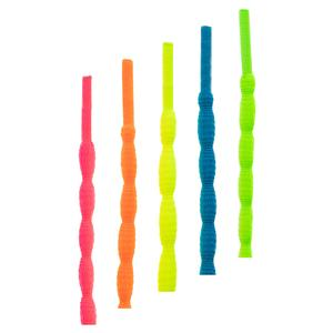 Oval Neon Shoelaces 45 Inch