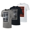 NIKE Men`s Court Logo Tennis Tee