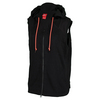 NIKE Women`s Court Hooded Sleeveless Tennis Vest Black
