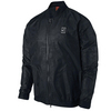 NIKE Men`s Court Bomber Tennis Jacket Black
