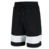 NIKE Men`s Court Tennis Short Black and White