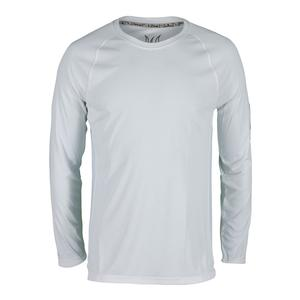 Men`s Dynamic Long Sleeve Tennis Top