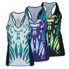 SOLFIRE Women`s Magnify Airy Tennis Tank