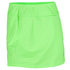 JOFIT Women`s Knit Tennis Skort Neon Green