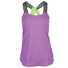 JOFIT Women`s Playa Tennis Tank Mulberry