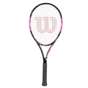 Burn 100LS Pink Tennis Racquet