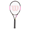 Burn 100LS Pink Tennis Racquet by WILSON
