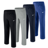 NIKE Boys` Brushed Fleece Straight Leg Pant