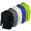 NIKE Men`s Hyperwarm Max Fitted Long Seelve Top