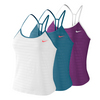 NIKE Women`s Strappy Tennis Tank