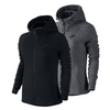 NIKE Women`s Tech Fleece Full Zip Tennis Hoodie